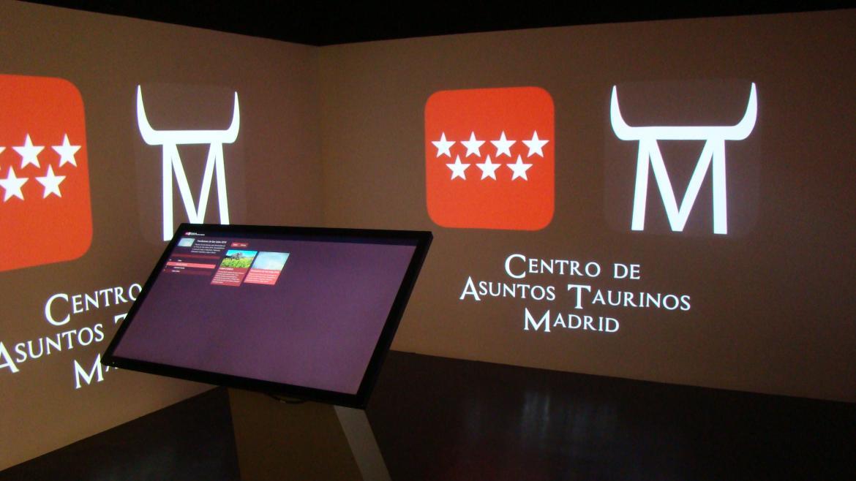 Sala Inmersiva en el Museo Taurino de la Comunidad de Madrid