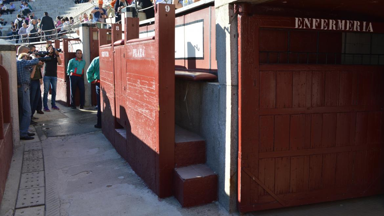 Enfermería de la plaza de toros de Las Ventas
