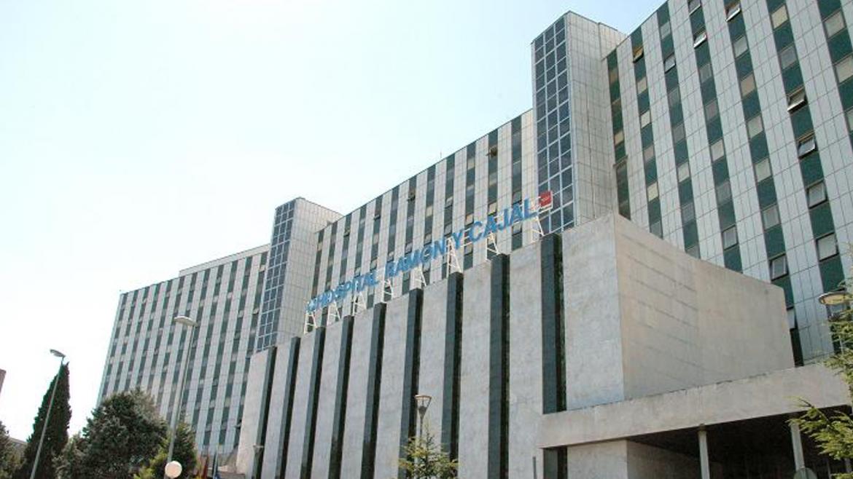 Imagen de la fachada del Hospital Univesitario Ramón y Cajal
