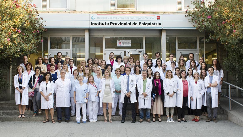 profesionales hospital gregorio marañón