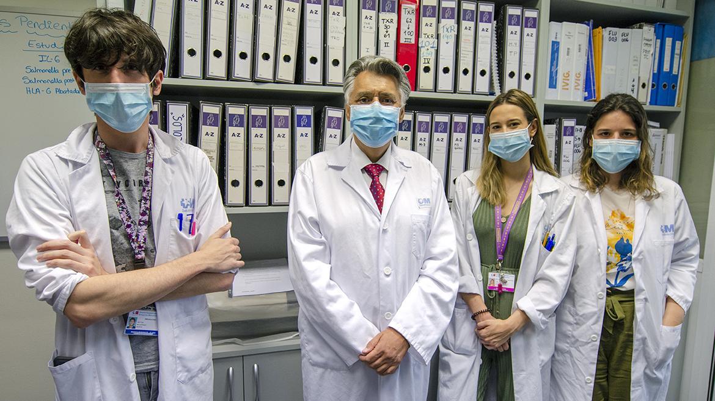 grupo de investigadores del hospital gregorio marañón
