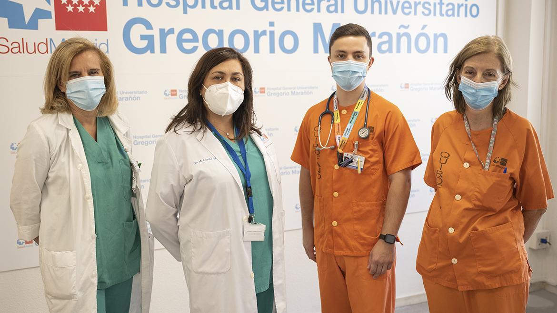 facultativos del hospital gregorio marañón