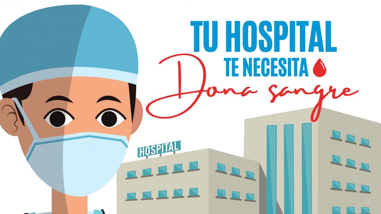 El Hospital Universitario de Fuenlabrada se suma a la Semana de la donación de sangre