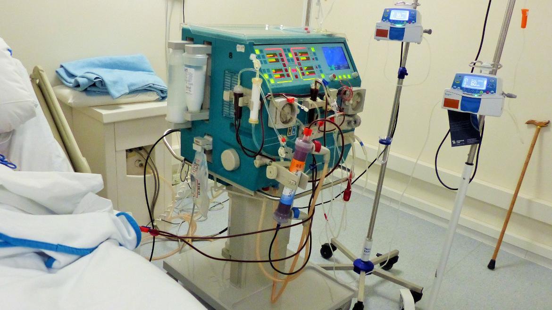 Unidad de Diálisis del Hospital Universitario Infanta Leonor