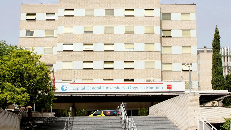 fachada hospital gregorio marañon