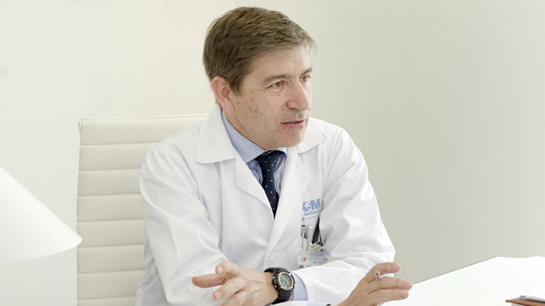 cirujano del hospital gregorio marañon