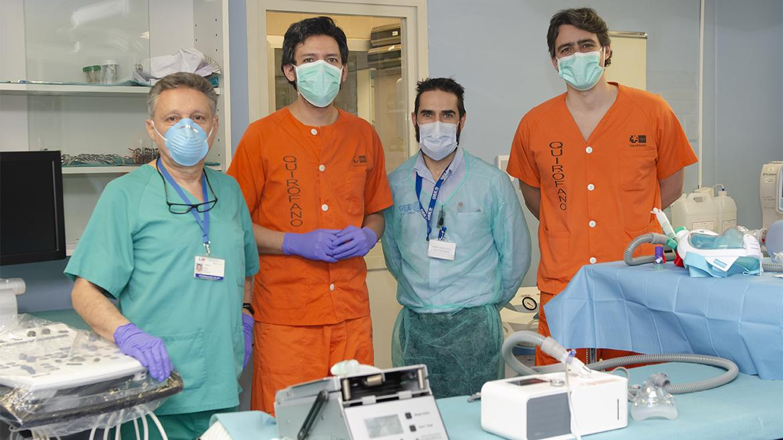 laboratorio de medicina experimental