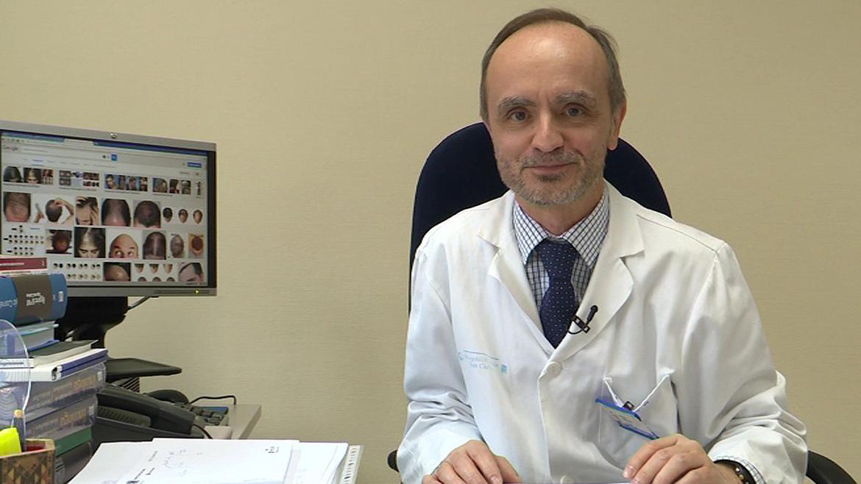 Retrato del médico premiado