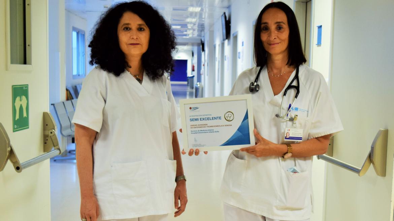 Acreditación Unidad de Enfermedad Tromboembólica Venosa