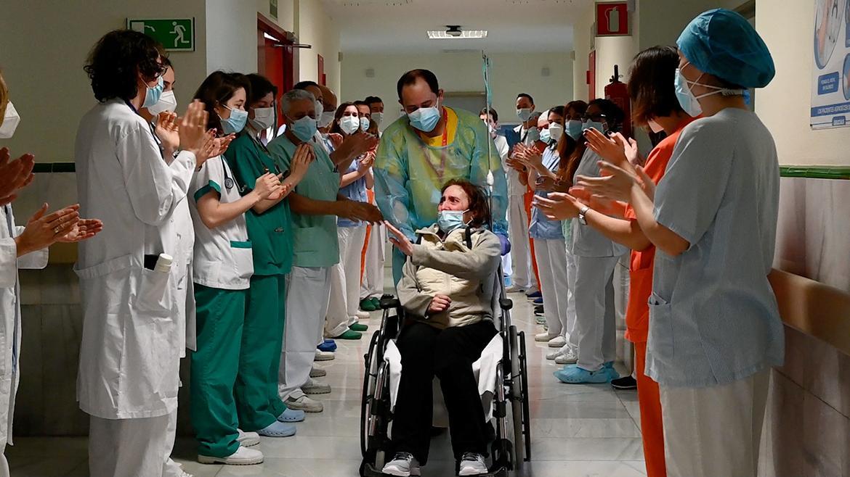 alta paciente gregorio marañon