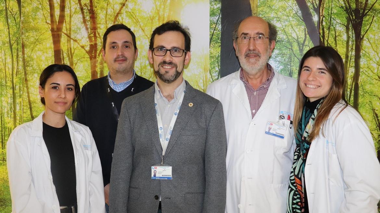 Investigadores de la UCICEC
