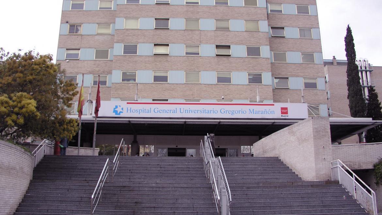 Hospital General Universitario Gregorio Marañón - Fachada principal