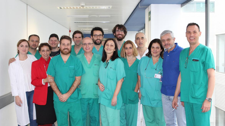 Los profesionales de la Unidad de Arritmias y Electrofisiología del Hospital Universitario Puerta de Hierro Majadahonda