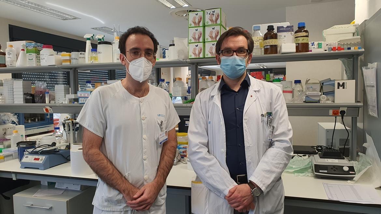 imagen de los médicos premiados