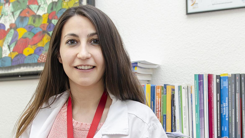 Marta Bravo, psiquiatra del Hospital Gregorio Marañón