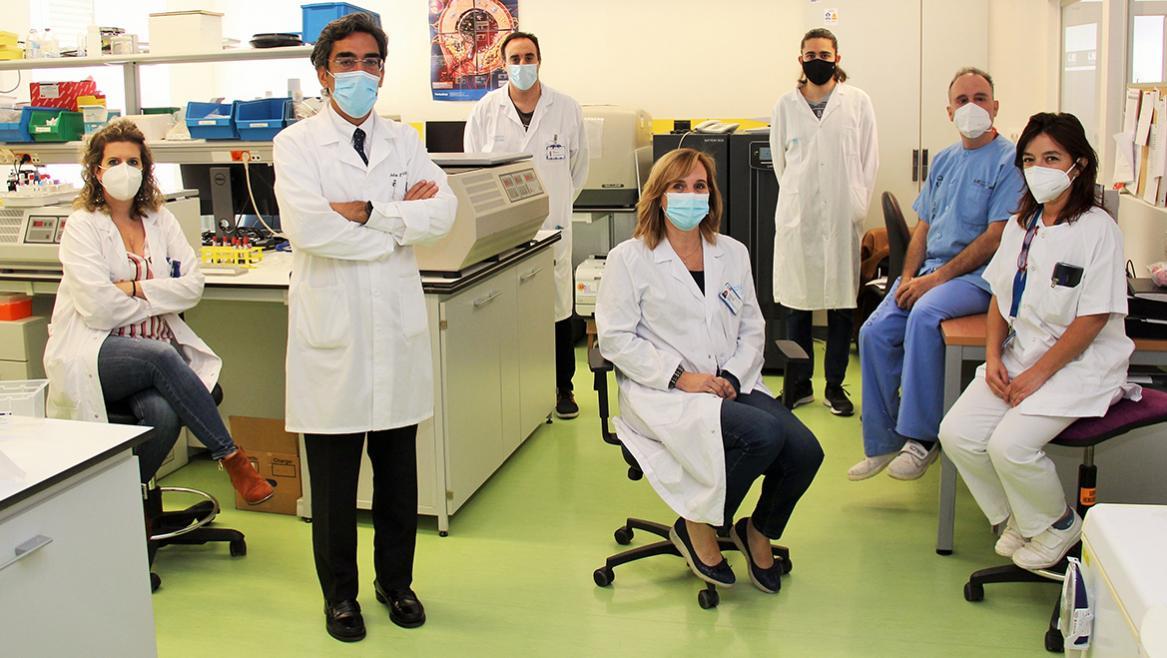 Investigadores del Instituto de Investigación del Hospital Clínico San Carlos