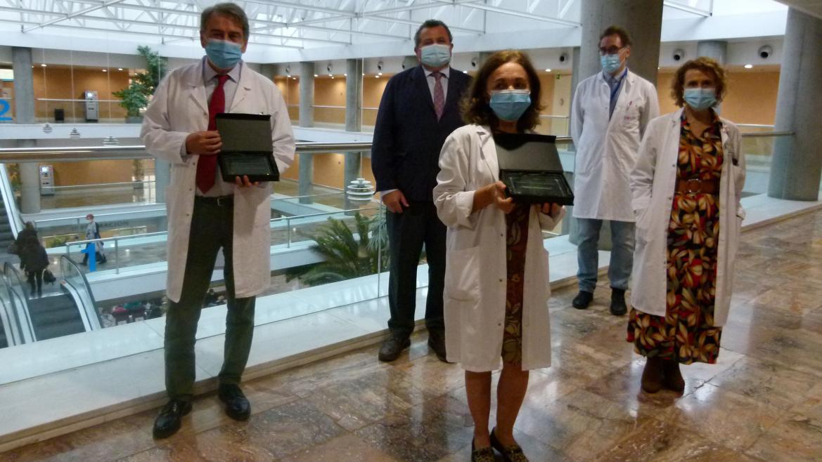 El Hospital Fundación Alcorcón, obtiene el Primer Premio por sus coberturas