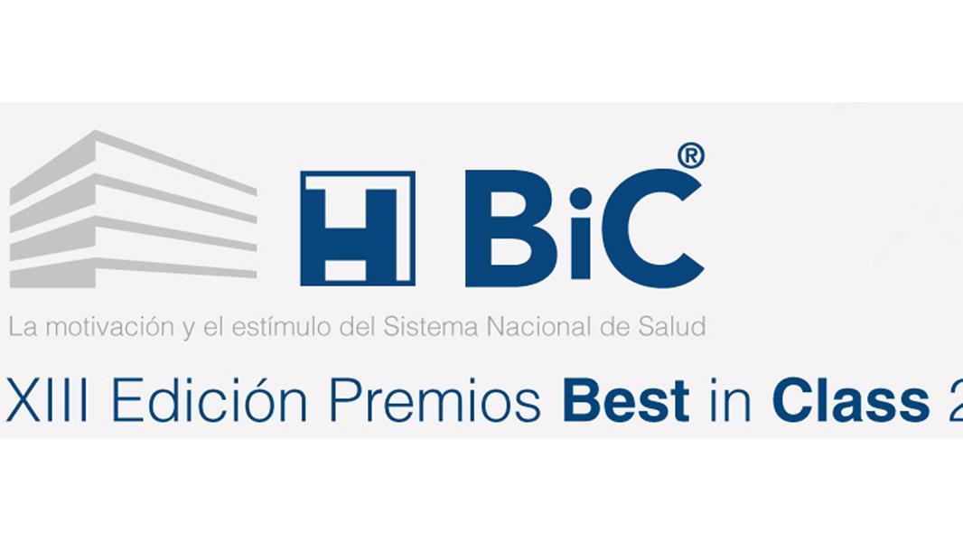 Premios BIC 2018