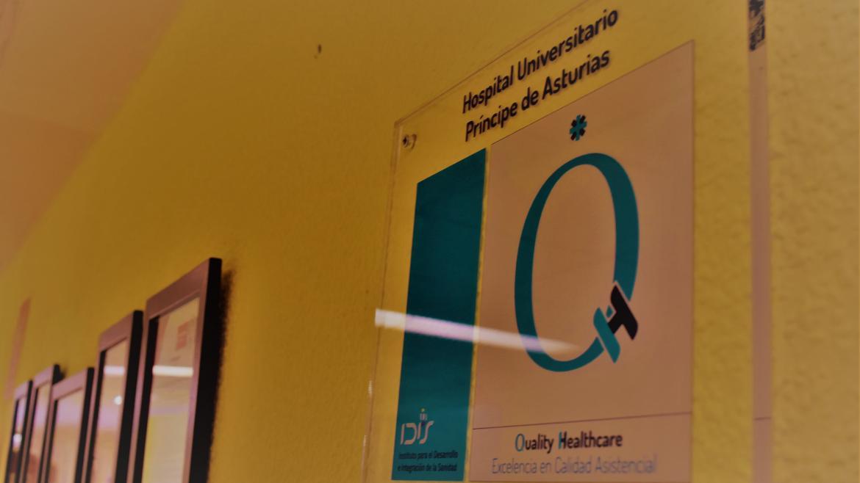 La acreditación es un reconocimiento a los sistemas de Calidad implantados en el Hospital