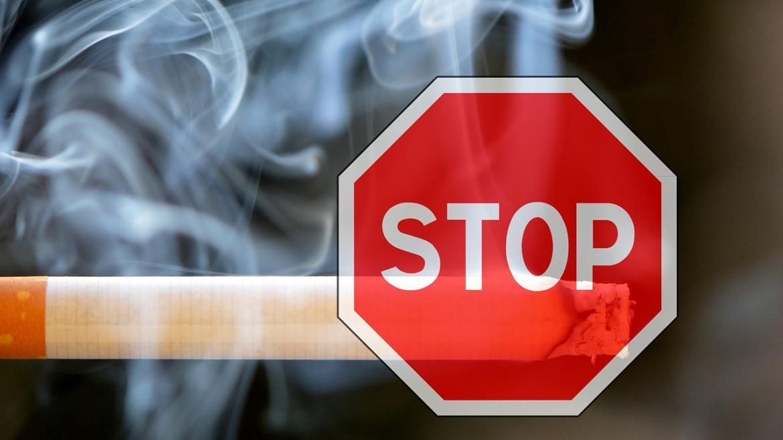 Stop al tabaco