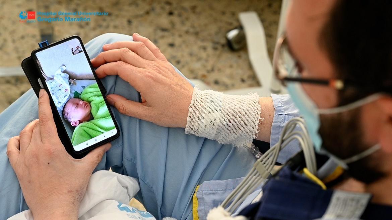 paciente hospital gregorio marañón