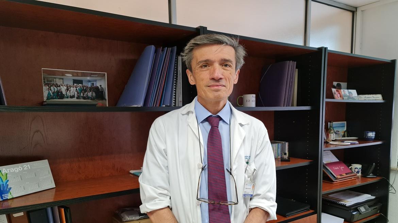 Doctor Alberto Galindo, Catedrático de la UCM
