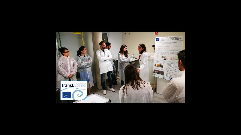 IMDEA Agua proyecto life-transfomen