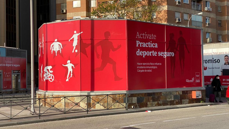 Actívate, practica deporte seguro