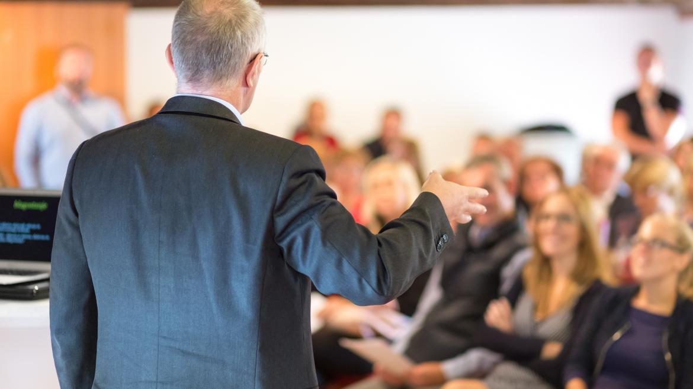 Imagen de una reunión