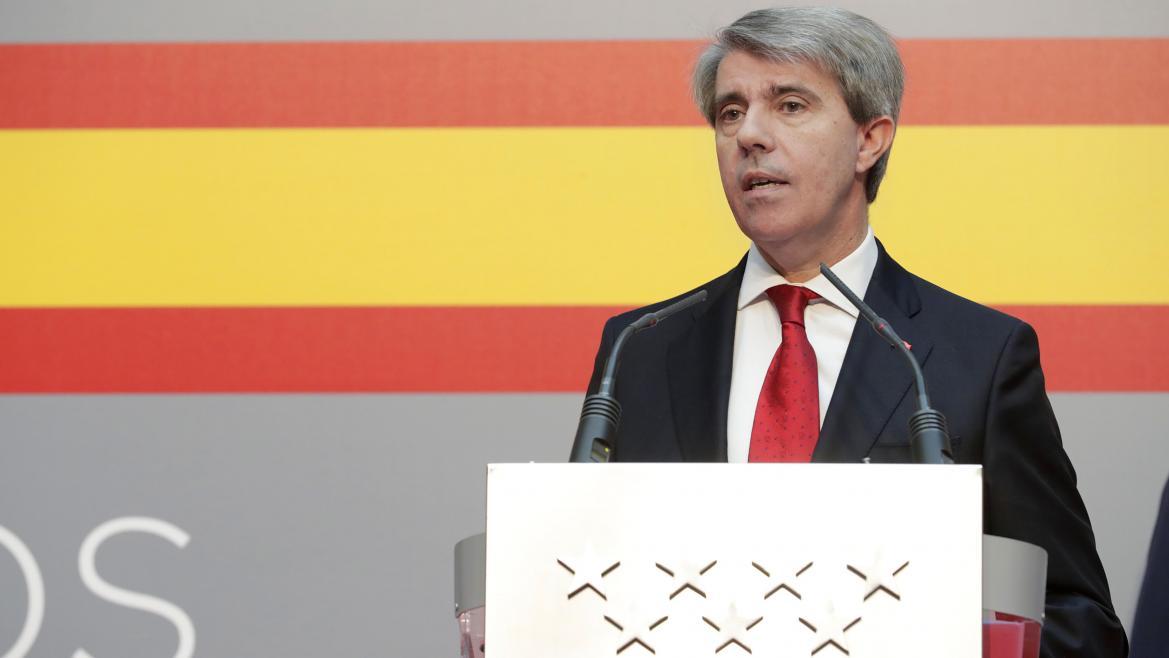 """Garrido cree que la Constitución ha propiciado """"la mejor España que hemos conocido nunca"""""""