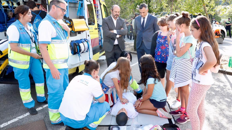 Agencia de Seguridad y Emergencias de la Comunidad de Madrid