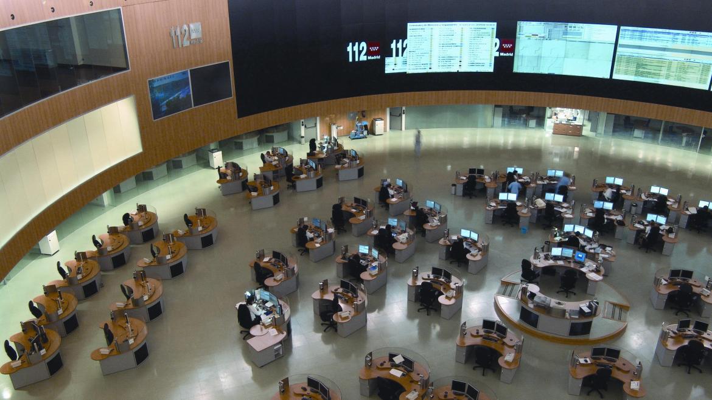 Centro de Emergencias 112 de la Comunidad de Madrid