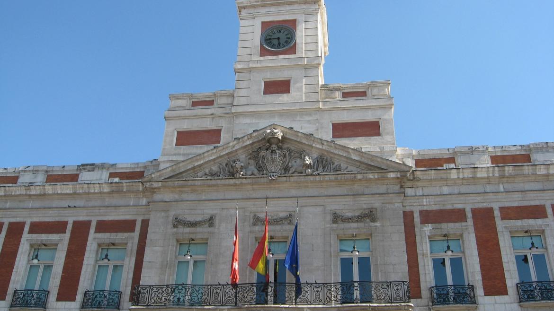 Sede de Presidencia de la Comunidad de Madrid