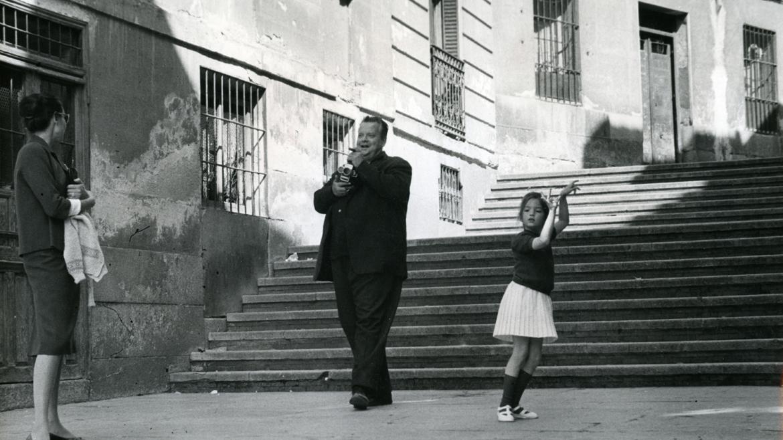 Orson Welles- Galerie Lumiere