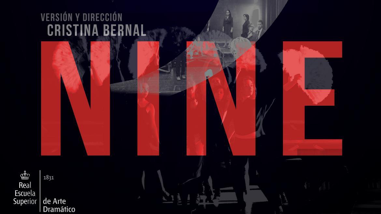 Cartel musical Nine