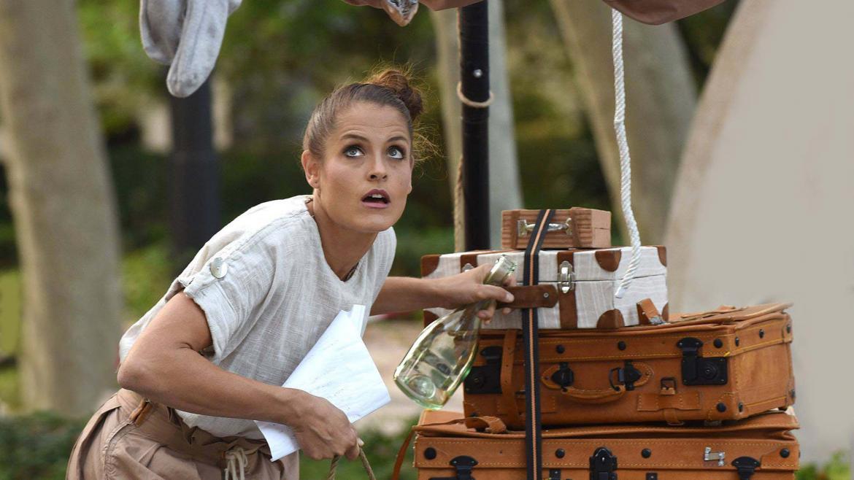 Fotograma de una escena del espectáculo