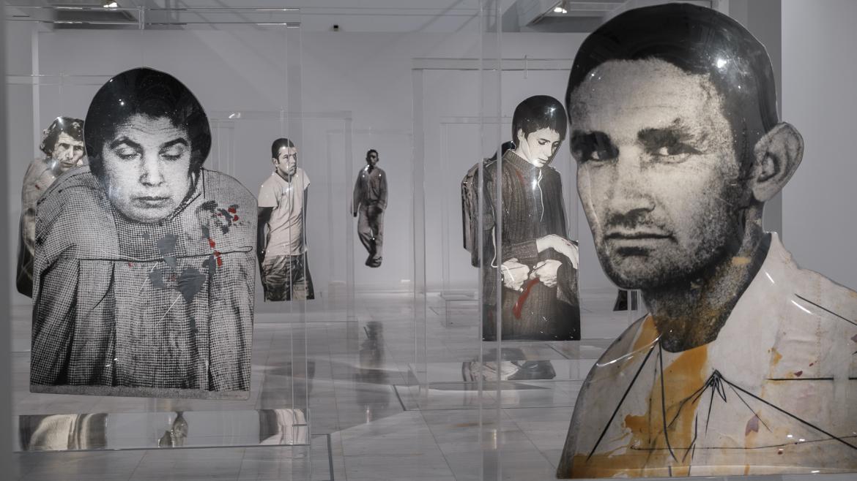 Sala Alcalá 31. Exposición Darío Villalba