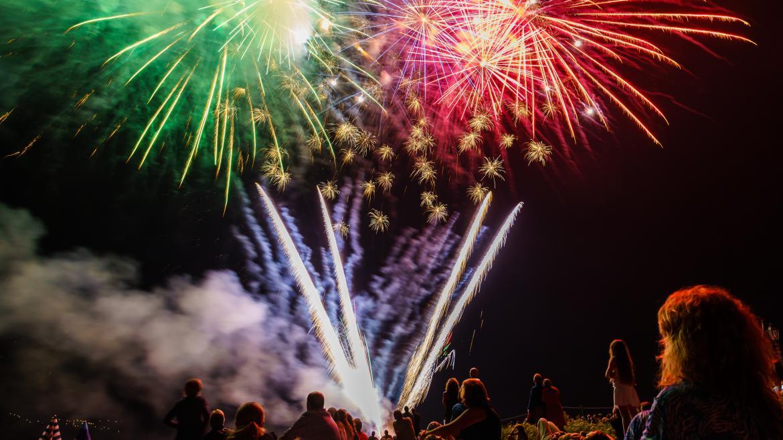Autorizamos 105 Espectaculos De Fuegos Artificiales En Lo Que Va De