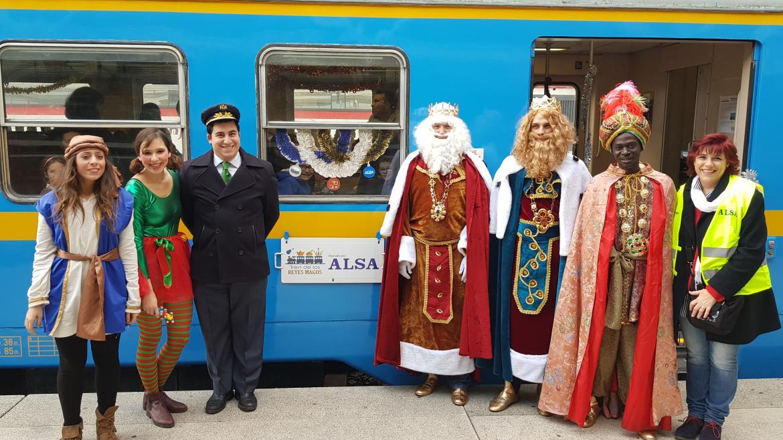 Tren Reyes Magos
