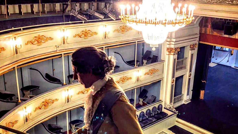 Visitas teatralizadas Coliseo Carlos III