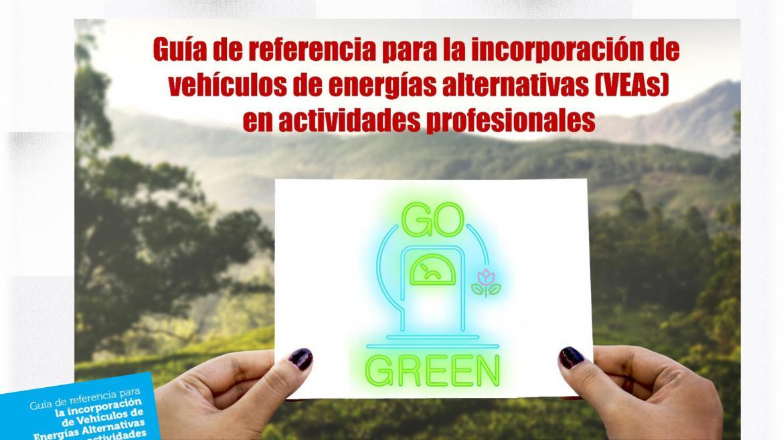 Guía de Referencia para la Incorporación de Vehículos de Energías Alternativas en Actividades Profesionales