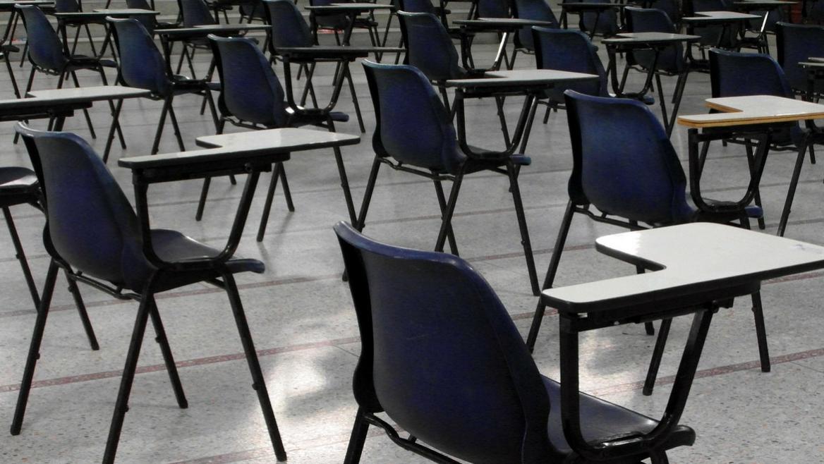 Aula de examen