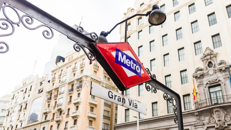 Estación de Metro Gran Vía