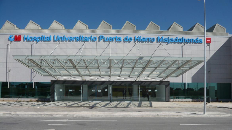 Fachada del Hospital Universitario Puerta de Hierro Majadahonda