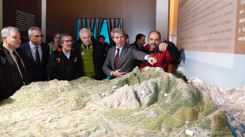 La Comunidad pondrá en marcha cuatro nuevos proyectos medioambientales en el Parque Nacional de la Sierra de Guadarrama
