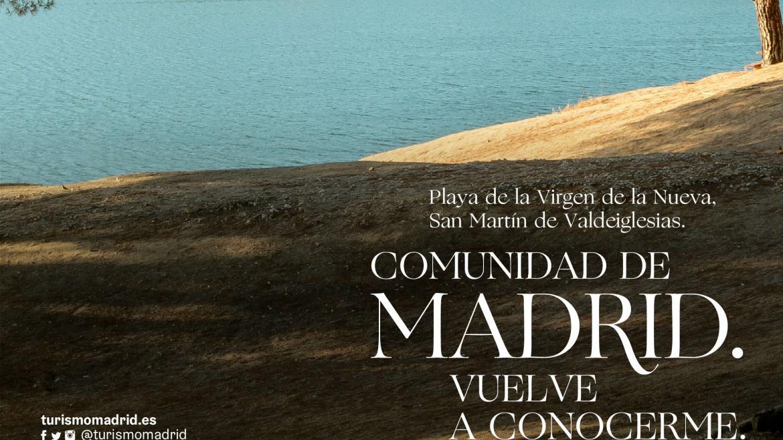 Comunidad de Madrid. Vuelve a conocerme