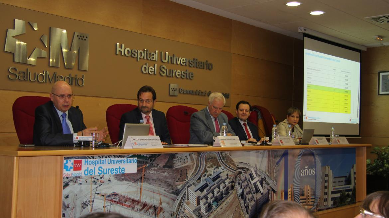 El Hospital Universitario del Sureste amplía sus instalaciones para ofrecer una mejor calidad asistencial