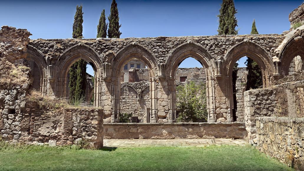 El Monasterio de Pelayos de la Presa