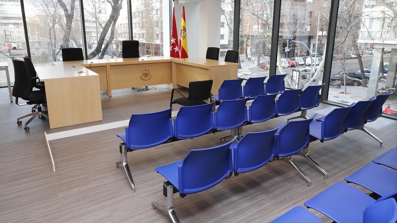 Sedes judiciales mejoradas con el Plan Justicia 21x21
