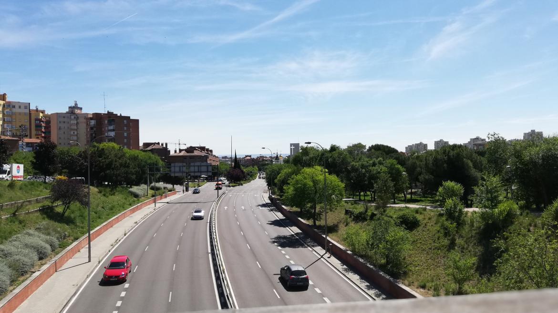 Calle Gran Vía de Hortaleza